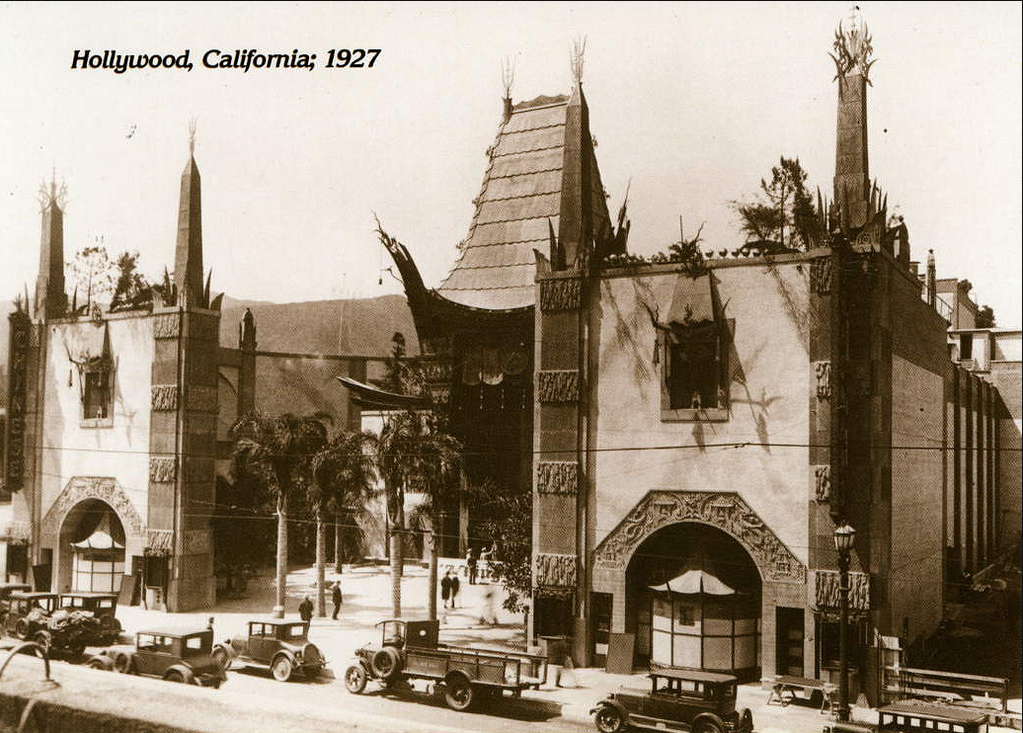 Chinese Theater 1