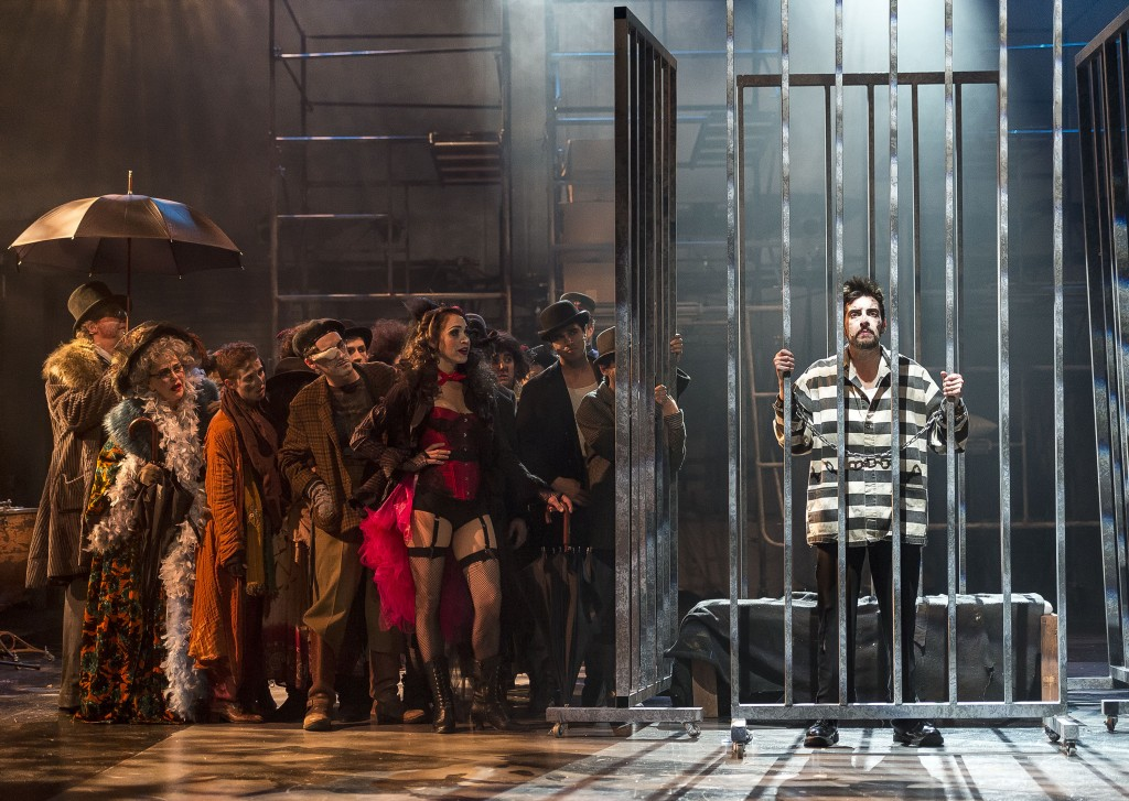 The Ballad of the Prisoner of his Own Sexuality . . .or The Threepenny Opera