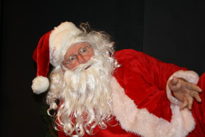 SANTA TOUCHED ME . . . AND NOW HE'S DEAD!