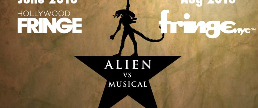 ALIENS ATTACK HOLLYWOOD FRINGE