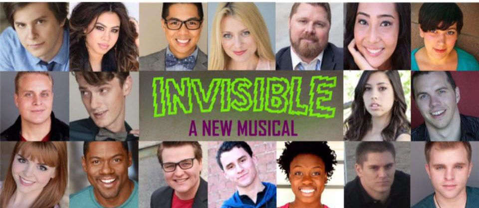 INVISIBLE: AN 80s NERD RAGE MUSICAL