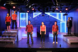 NEXT TO NORMAL: UP CLOSE AND PERSONAL