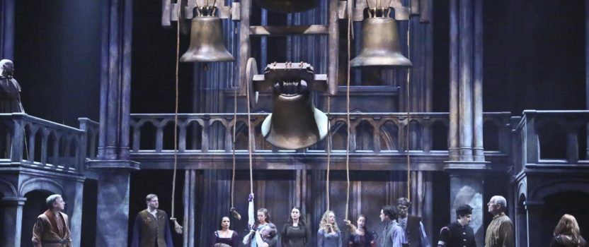 COME HEAR THE BELLS OF NOTRE DAME