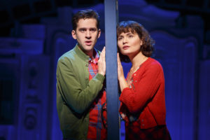 AMÉLIE TAKES STAGE AT THE AHMANSON