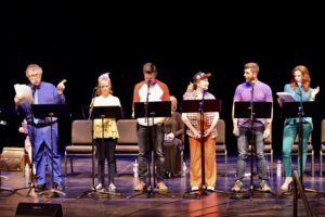 THE SEASON FOR NEW MUSICALS AT THE WALLIS PT I