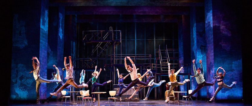 WEST SIDE STORY: STILL MAKING MAGIC ON STAGE