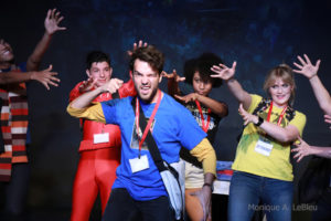 'COMIC-CON THE MUSICAL' AT THE HOLLYWOOD FRINGE