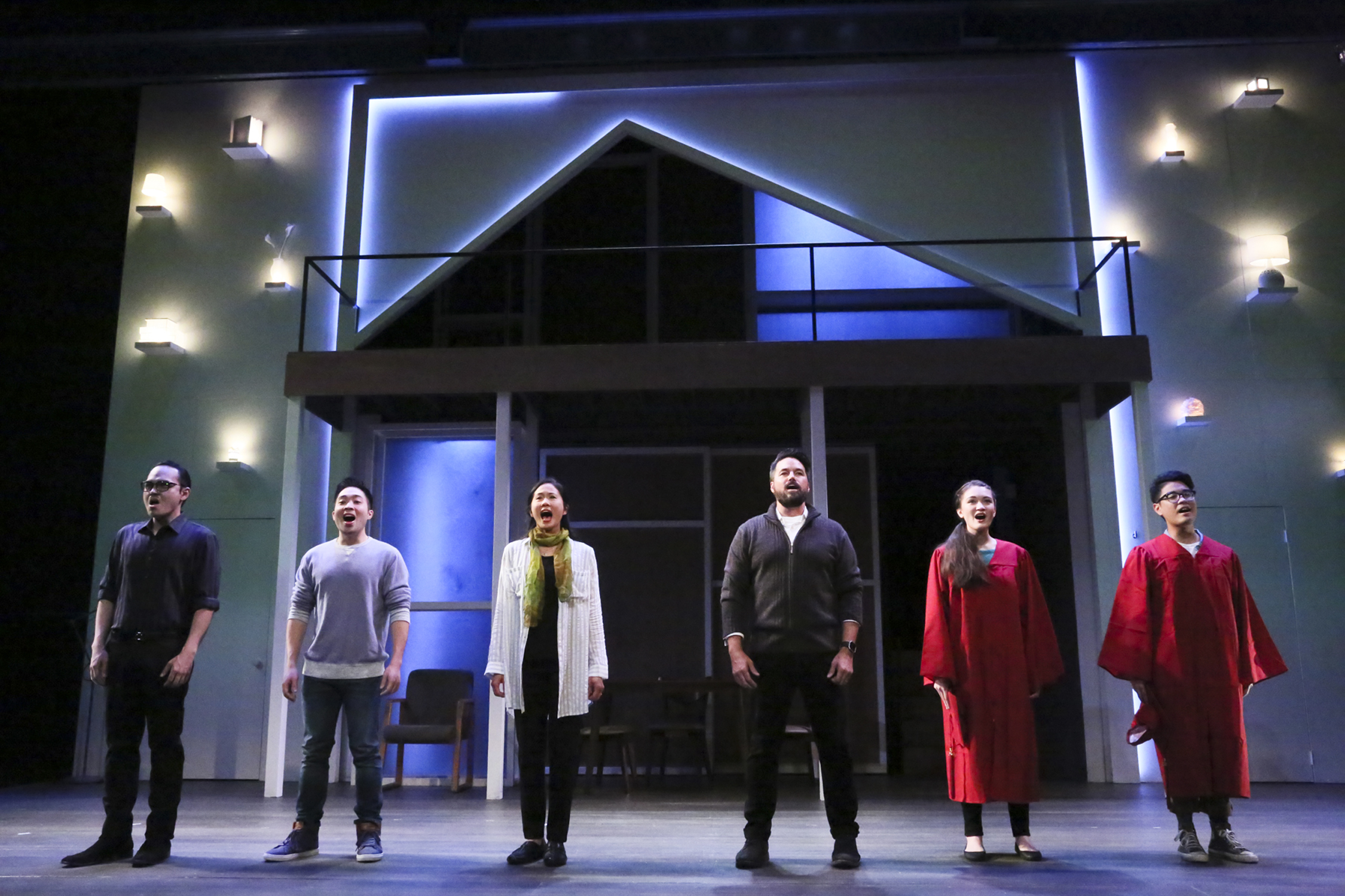 'NEXT TO NORMAL' SUPERCHARGED WITH HEART