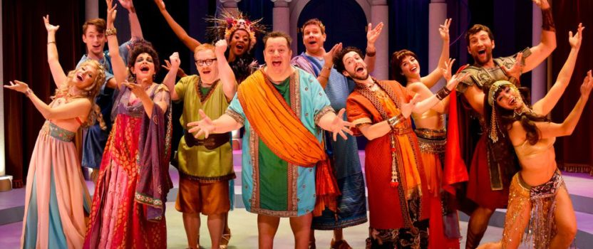 FUNNY BUSINESS AT THE GARRY MARSHALL THEATRE