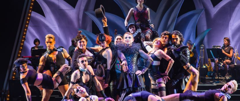 'LIFE IS A CABARET' AT LA MIRADA THEATRE