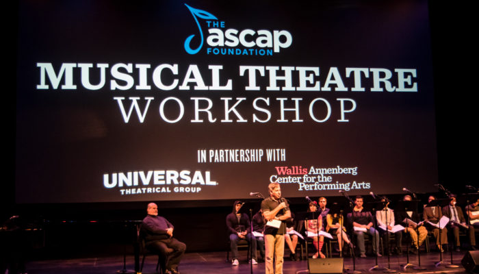 2018 ASCAP Musical Theatre Workshop